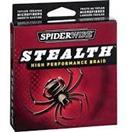 SPIDERWIRE Misc Fishing Gear STEALTH BRAID